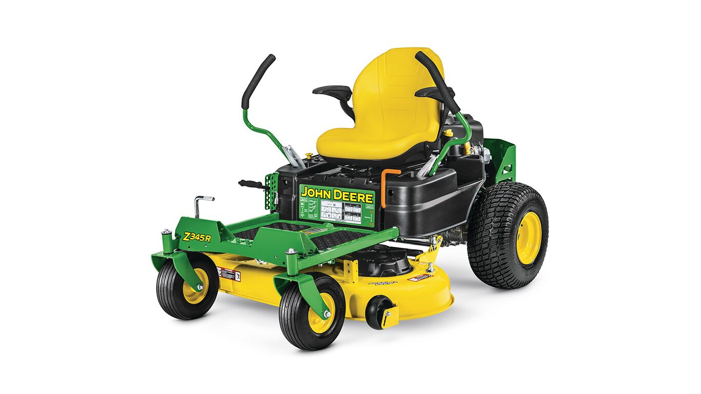 John Deere Z345R Zero Turn Mower